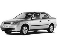 Astra G 1998—2003