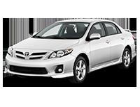Corolla X 2007—2012