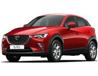 CX-3 I 2015—2019
