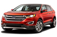 Ford Edge II 2015—2020