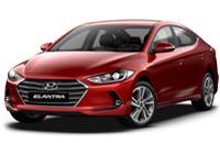 Hyundai Elantra AD 2016—2020