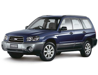 Forester II 2002—2008