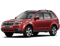 Forester III 2009—2012