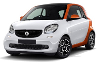 FORTWO W453 2015—2019