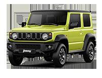 Jimny IV 2019—2020