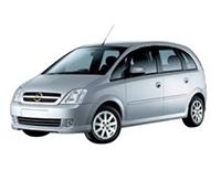 Meriva A 2002—2009