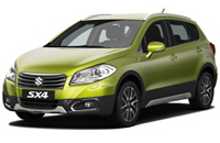 SX4 S-Cross 2014—2020