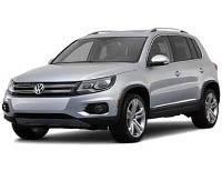Volkswagen Tiguan I 2007—2015