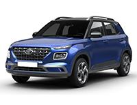 Hyundai Venue 2019—2021