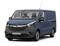 Opel Vivaro II 2015—2019