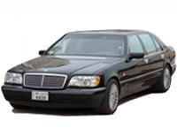 S-Class W140 1991—1997