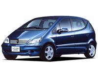 A-Class W168 1997—2003