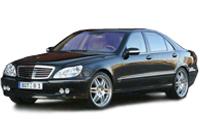 S-Class W220 1998—2005