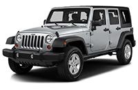 Jeep Wrangler JK 2008—2017