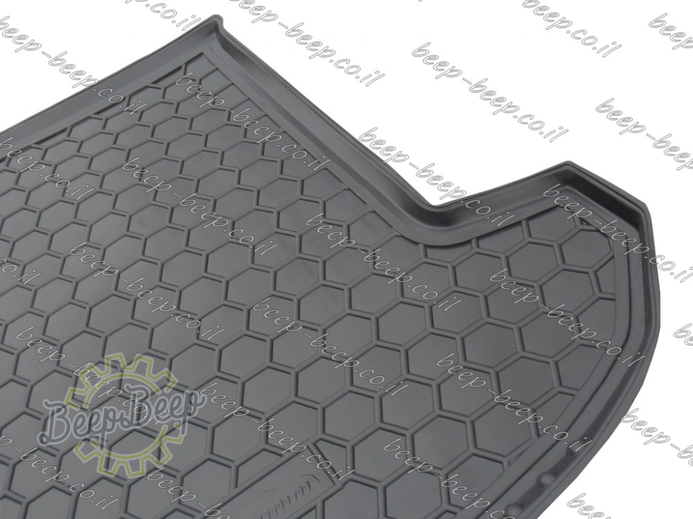 Black Element EXP.CARKIA00008 Tailored Custom Fit Rubber Boot Liner Protector Mat-KIA Sportage SUV 2016
