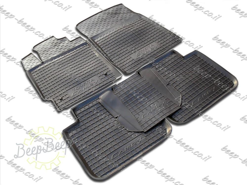 G Floor Mats >> Fully Tailored Rubber Set Of 5 Car Floor Mats Carpet For Toyota Camry Xv40 2007 2011 Shop Beep Beep