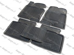 Fully Tailored Rubber / Set of 5 Car Floor Mats Carpet for KIA OPTIMA I 2011—2015