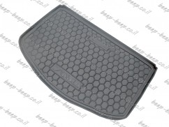 Fully Tailored Rubber / Cargo Mat Tray Trunk Boot Liner for KIA SOUL II 2014—2019
