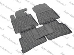 Fully Tailored Rubber / Set of 5 Car Floor Mats Carpet for KIA SPORTAGE IV 2016—2020