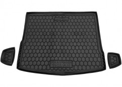 Cargo Trunk Mat for VOLKSWAGEN TIGUAN II 2016—2020 Custom Fit Tray Boot Liner