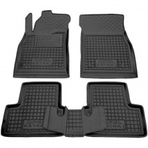 Car Floor Mats for OPEL ASTRA J 2010—2015 Custom Fit All Weather Liners