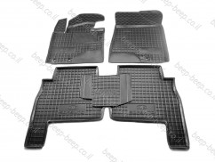 Car Floor Mats for KIA SORENTO II 2009—2012 Custom Fit All Weather Liners