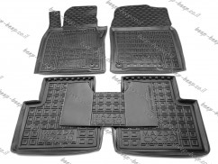 Car Floor Mats for MAZDA CX-30 2019—2021 Custom Fit All Weather Liners