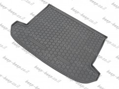 Fully Tailored Rubber / Cargo Mat Tray Trunk Boot Liner for KIA SPORTAGE IV 2016—2020