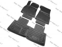 AV-G Car Floor Mats for AUDI E-TRON 2019—2021 Custom Fit All Weather Liners