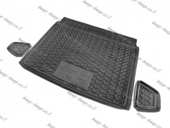 Cargo Trunk Mat for AUDI Q3 II 2019—2021 Custom Fit Tray Boot Liner