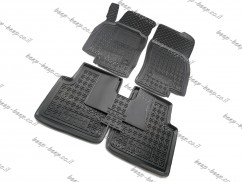 Car Floor Mats for SKODA KAMIQ I 2019—2021 Custom Fit All Weather Liners