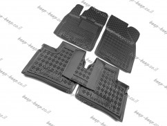 Car Floor Mats for SUZUKI IGNIS 2017—2021 Custom Fit All Weather Liners