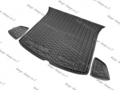 Cargo Trunk Mat for TESLA MODEL Y 2020—2021 Custom Fit Tray Boot Liner