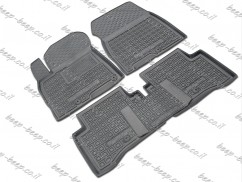 Car Floor Mats for KIA NIRO I 2016—2020 Custom Fit All Weather Liners