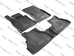 Fully Tailored Rubber / Set Car Floor Mats Carpet for BMW X5 E70 2007—2013