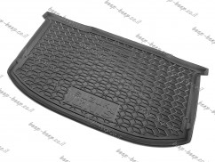 Cargo Trunk Mat for SUZUKI IGNIS 2017—2021 Custom Fit Tray Boot Liner