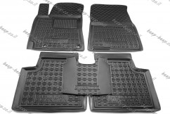 Car Floor Mats for HYUNDAI ELANTRA CN7 2021—2022 Custom Fit All Weather Liners