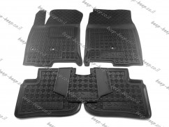 AV-G Car Floor Mats for HYUNDAI IONIQ ELECTRIC 2021—2022 Custom Fit All Weather Liners