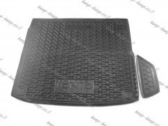 AV-G Cargo Trunk Mat for HYUNDAI IONIQ ELECTRIC (WITH SUBWOOFER) 2021—2022 Custom Fit Tray Boot Liner