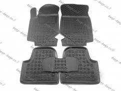 AV-G Car Floor Mats for OPEL MOKKA II 2020—2022 Custom Fit All Weather Liners