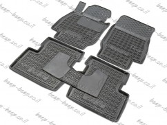 Car Floor Mats for MAZDA CX-3 I 2015—2019 Custom Fit All Weather Liners