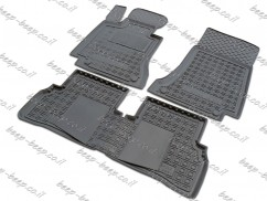 Car Floor Mats for MERCEDES C-CLASS SEDAN W205 2015—2020 Custom Fit All Weather Liners