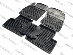Car Floor Mats for MITSUBISHI OUTLANDER III (NOT PHEV) 2014—2020 Custom Fit All Weather Liners