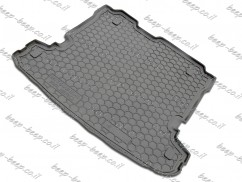 Fully Tailored Rubber / Cargo Mat Tray Trunk Boot Liner for MITSUBISHI PAJERO WAGON III 1999—2006