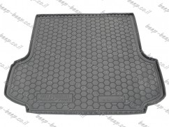Cargo Trunk Mat for MITSUBISHI PAJERO SPORT II 2009—2015 Custom Fit Tray Boot Liner