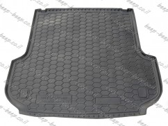 Cargo Trunk Mat for MITSUBISHI PAJERO SPORT III 2016—2020 Custom Fit Tray Boot Liner