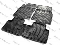 Car Floor Mats for NISSAN X-TRAIL T32 2014—2020 Custom Fit All Weather Liners