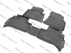 Fully Tailored Rubber / Set Car Floor Mats Carpet for BMW X5 E53 1999—2006