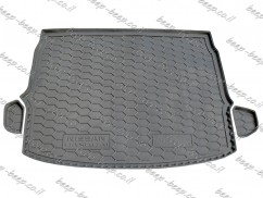 Cargo Trunk Mat for NISSAN QASHQAI J11 2017—2019 Custom Fit Tray Boot Liner