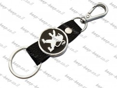 Car keychain / Key ring / Key chain for Peugeot